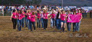 Cattlemen's Days Tough Enough to Wear Pink Friends of Pink