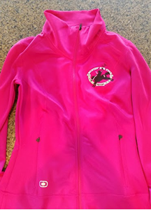 Womens Zip Up Jacket