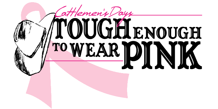 Gunnison Tough Enough to Wear Pink