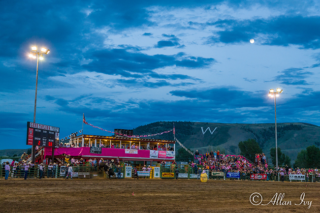 Gunnison, Colo., is home to Cattlemen's Days, the oldest rodeo in Colorado and the longest continuous running rodeo in America. (ALLEN IVY PHOTO)
